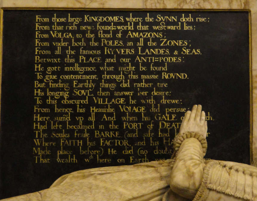 SAh Church smythe tomb inscription blog