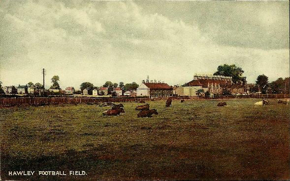 hawley - football field
